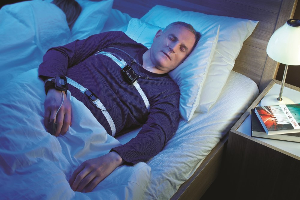 Adult sleep study NoxT3